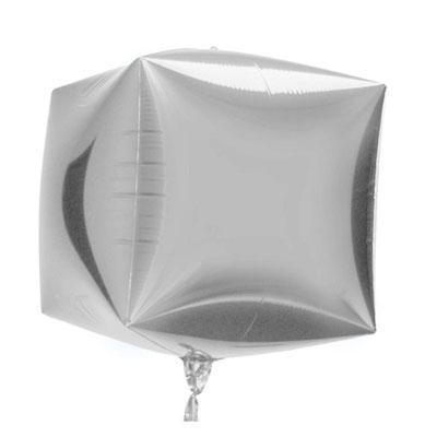 куб серебро
